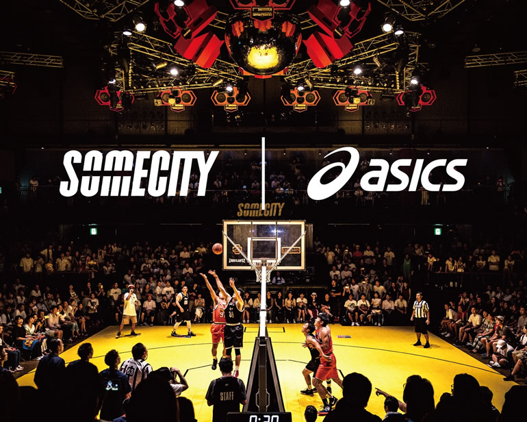 SOMECITY 2018-2019 SEASON BRAND PARTNER