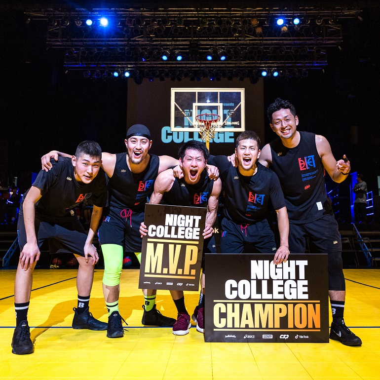 2月20日(水)ballaholic presents NIGHT COLLEGE の結果について